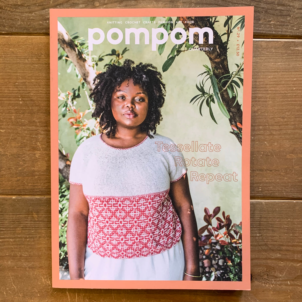 pompom Quarterly - Summer 2019 - Tessellate Rotate Repeat