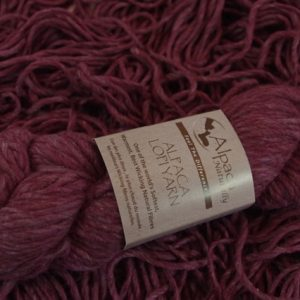 Alpaca Naturally Lopi Yarn