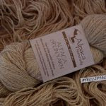 Alpaca Naturally Spun Yarn - Fingering