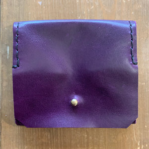 Her Leather Co. - Mini Notion Pouch