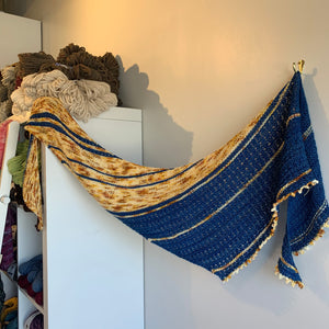 2nd Anniversary Shawl Kit