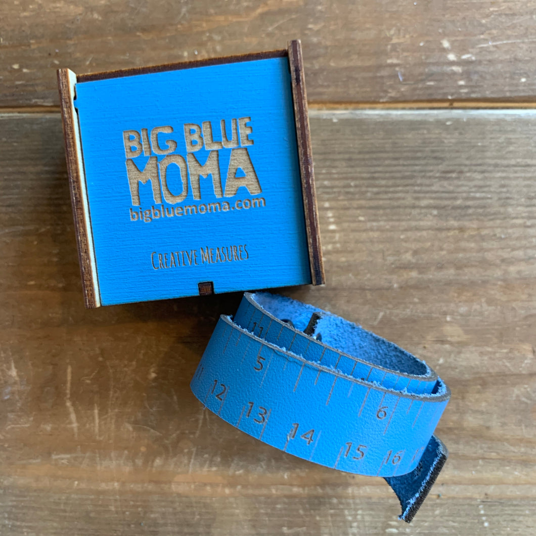Big Blue Moma - Creative Measurements