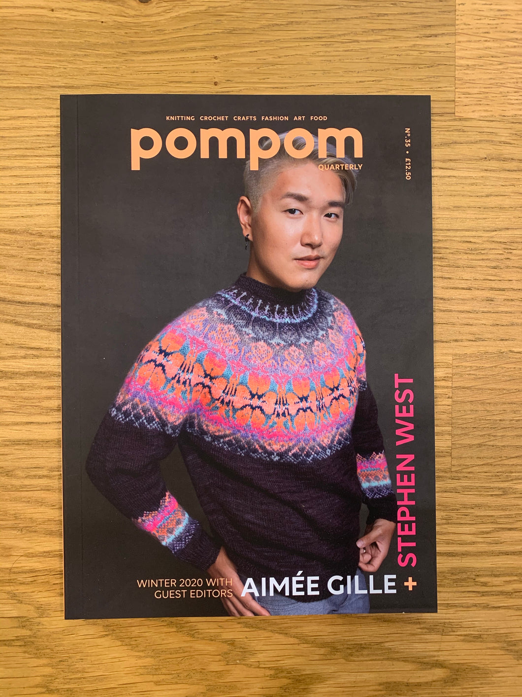 pompom Quarterly - Winter 2020