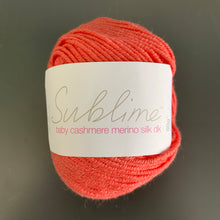 Load image into Gallery viewer, Sublime Baby Cashmere Merino Silk DK