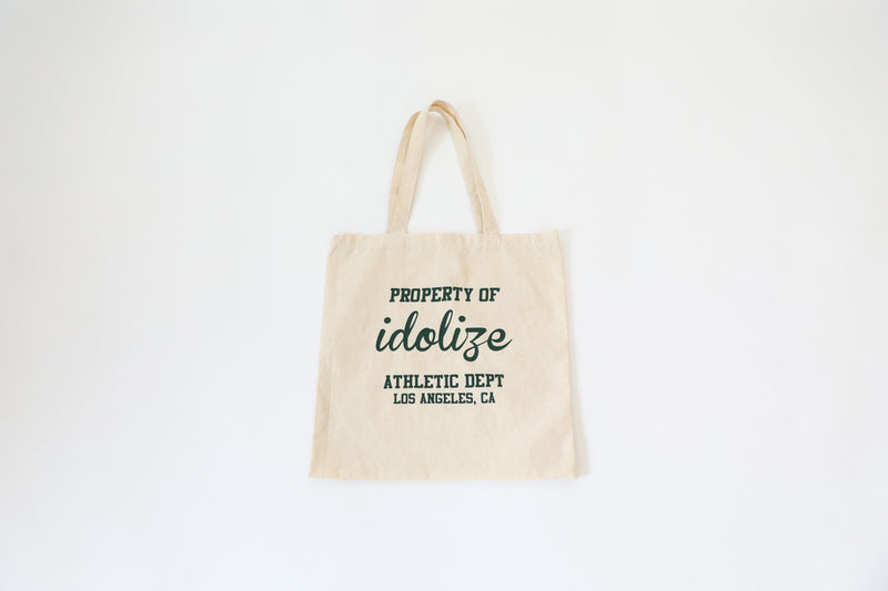 Athletic Dept. Canvas Bag