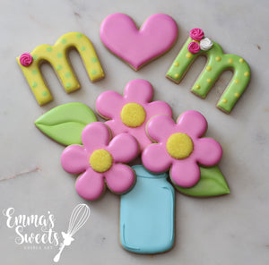 MOTHERS DAY - DIY Cookie Decorating Kit