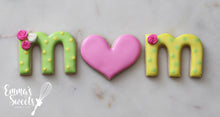 Load image into Gallery viewer, MOTHERS DAY - DIY Cookie Decorating Kit