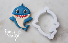 Load image into Gallery viewer, Cute Shark