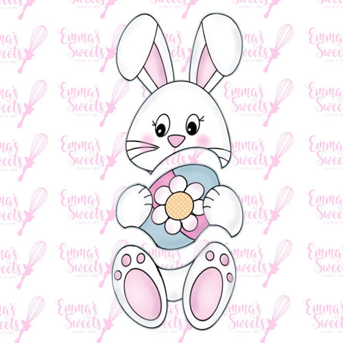 Easter Bunny 3 pc Set