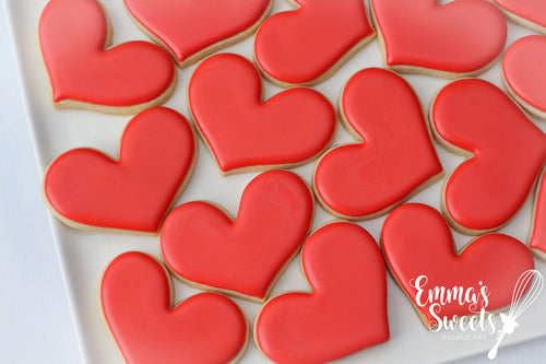 Cute Heart Cookie Cutter