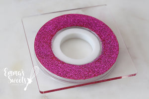 Mini Glitter Turntables