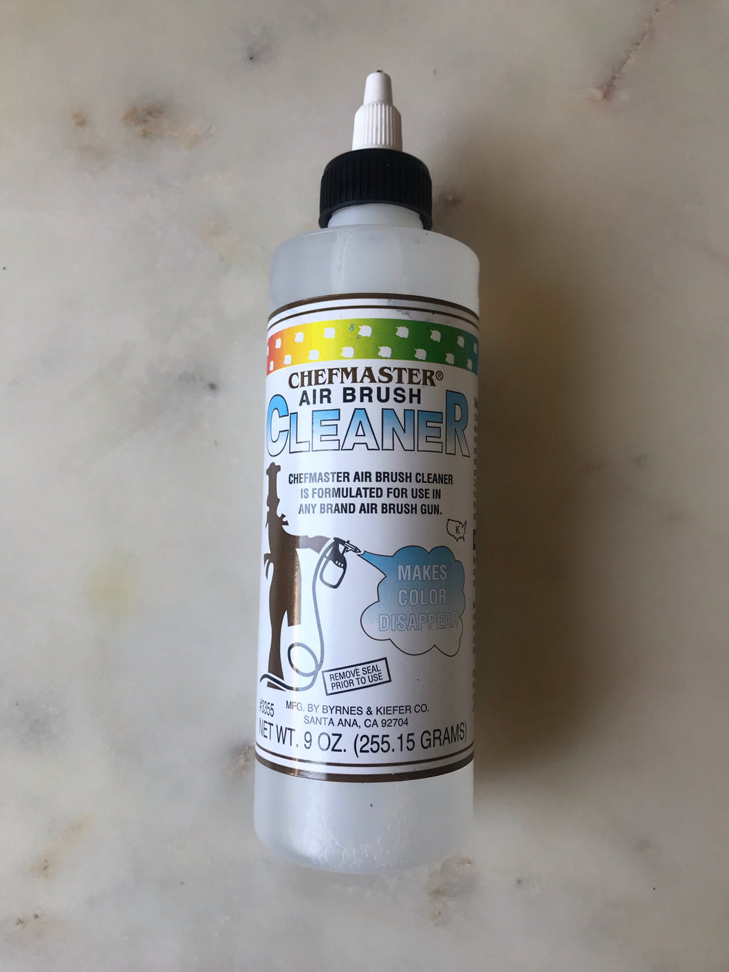 Chefmaster Airbrush Cleaner