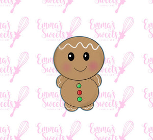 Gingerbread Baby Boy