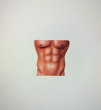 Load image into Gallery viewer, Mens Torso