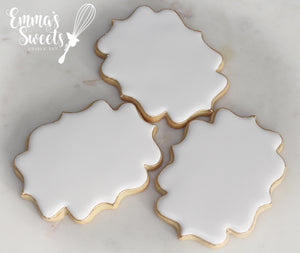 Royal Icing Recipe - Digital Download PDF
