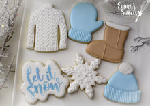 Load image into Gallery viewer, Winter Cookie Decorating Classes