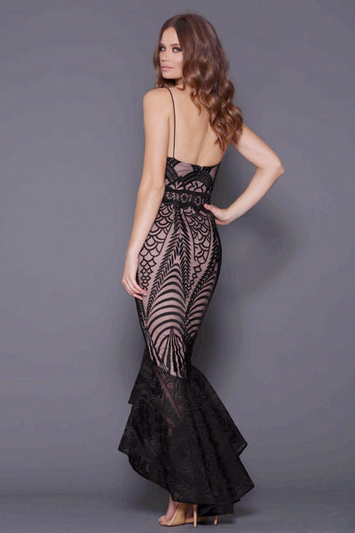 Zarla Gown by Elle Zeitoune - RENTAL
