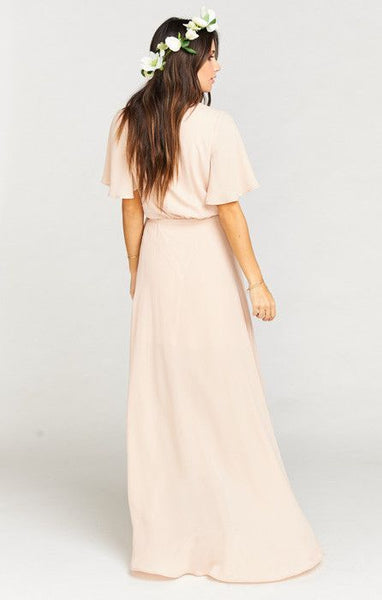 Show Me Your Mumu Bridesmaids Dress Canada