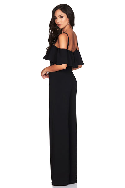 Bonita Jumpsuit in Black by Nookie - RENTAL
