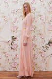 Gilded Star Maxi Dress by For Love and Lemons - RENTAL