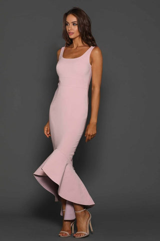 Josie Gown in Blush by Elle Zeitoune - RENTAL
