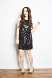 Lloyd Sequin Babydoll Dress by Brose - FINAL SALE