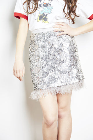 Gatsby Sequin Skirt by Brose - FINAL SALE