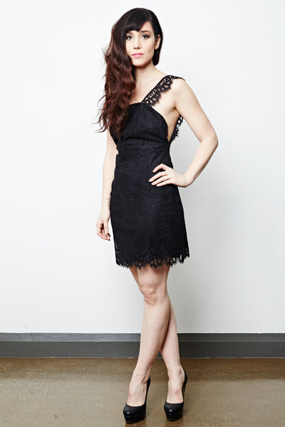 Designer dress rental in Toronto from Fitzroy Boutique
