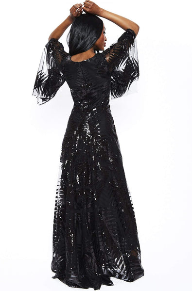 Florence Gown in Black by Beside Couture - RENTAL