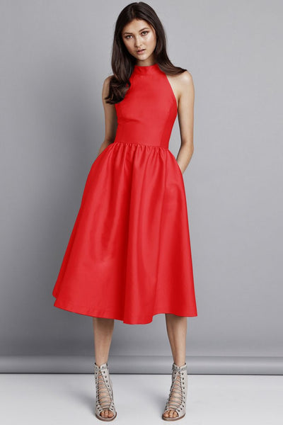 The Last Word Dress in Red