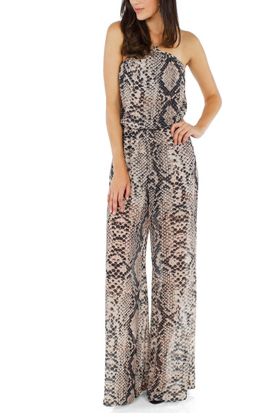 Python Jumpsuit by Show Me Your Mumu - FINAL SALE