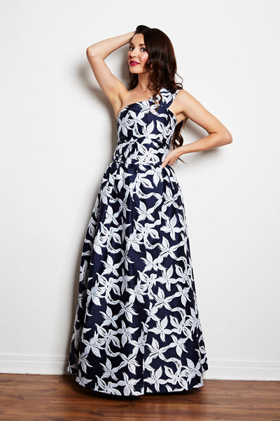 Lily Floral Two Piece by Pink Stitch - RENTAL