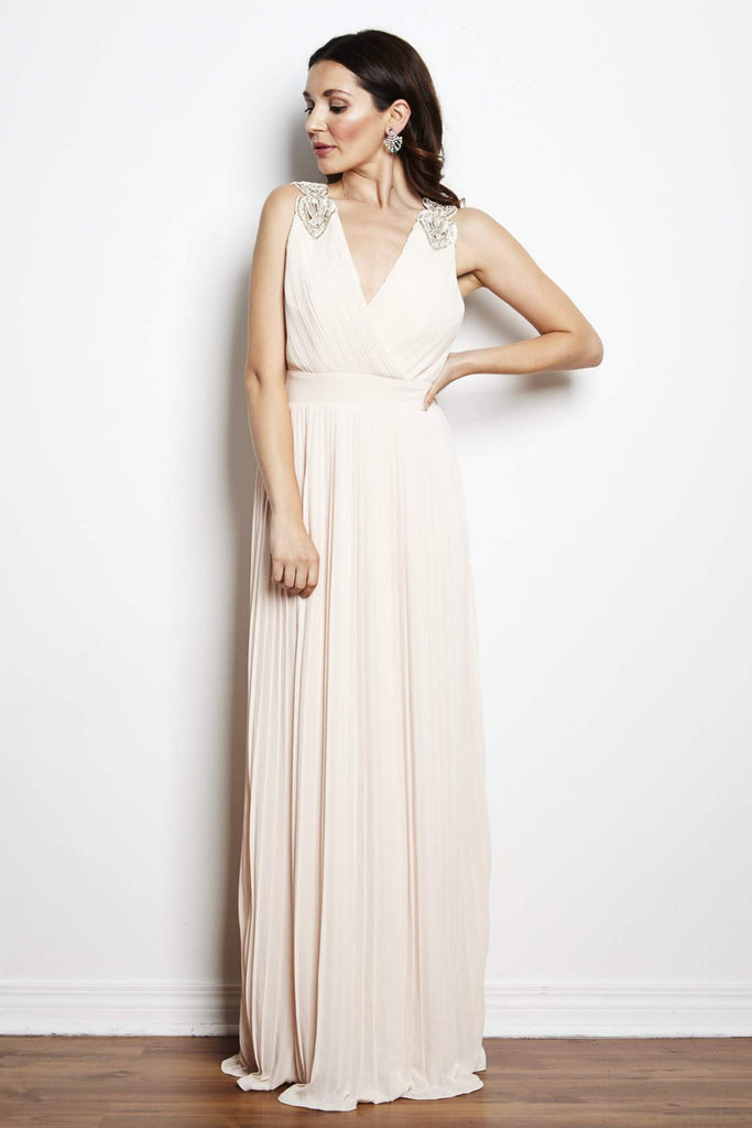 Athena Gown by TNFC London - RENTAL | The Fitzroy