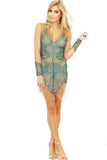 Antigua Mini Dress by For Love and Lemons - FINAL SALE