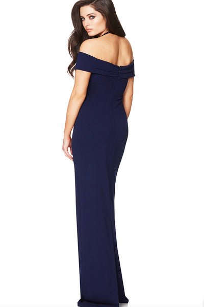 Nookie navy gown