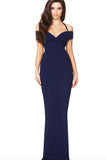 Navy Gown by Nookie