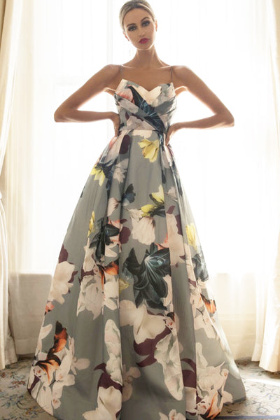 Ballgown rentals in Canada - The Fitzroy