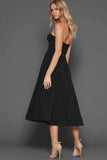 Tara Dress in Black by Elle Zeitoune - RENTAL