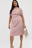 Plus size dress rentals Canada - The Fitzroy