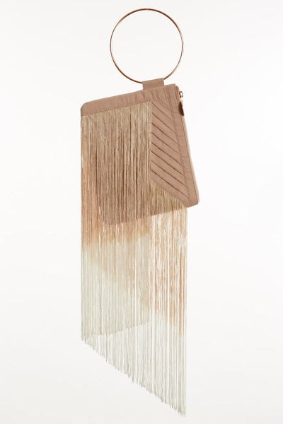 Hannah Fringe Bag by Farrah and Sloane - RENTAL