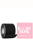 BOOBY TAPE - BLACK