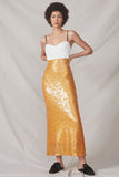 Brandi Sequin Dress Allen Schwartz