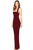 Burgundy Boulevard Gown Nookie