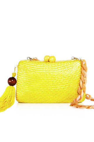 yellow_woven_clutch_rental_canada_serpui