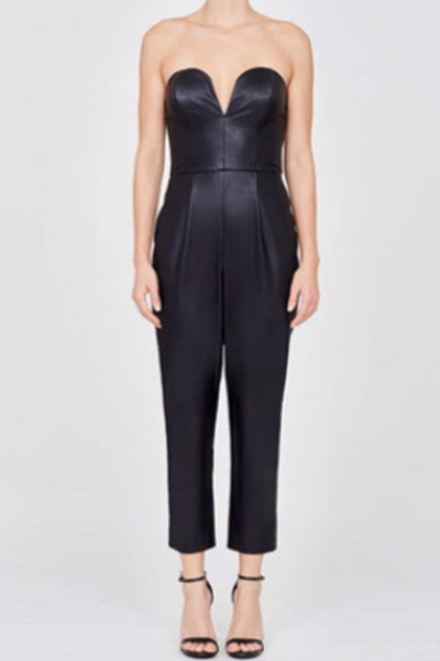 Cherri Jumpsuit by Amanda Uprichard