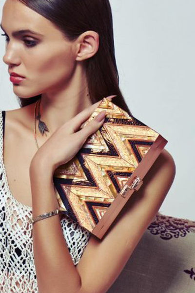 Emm Kuo NY Clutches available in Canada from The Fitzroy