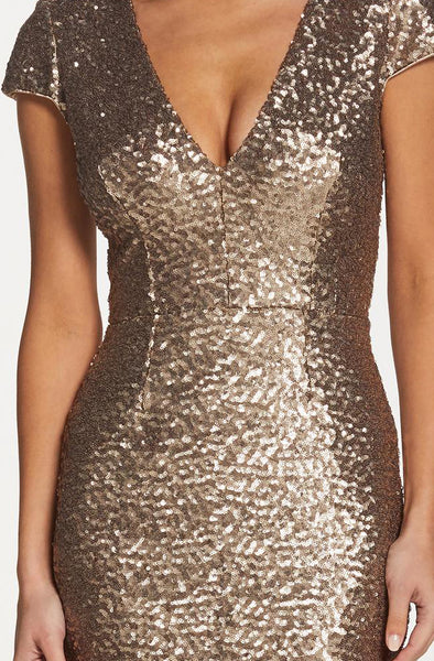 Gold sequin dress rental canada