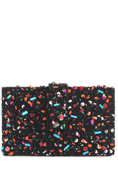 Daiquiri Beaded Clutch by Simitri Designs - RENTAL