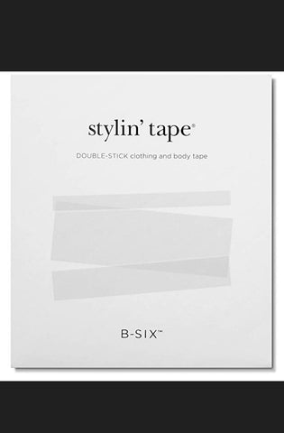 BRISTOLS 6 - DOUBLE SIDED STYLIN' TAPE