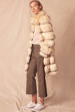 Allen Schwartz Echo Faux Fur Coat